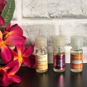 Bath & Body Works Home Fragrance Oils